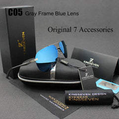 Polarized  Men's Sunglasses for the Outdoors and Driving