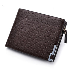 Coin and Cash Wallet for Men - Slim - Choose from 4 Types