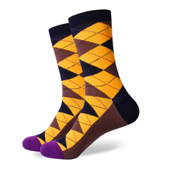 Color Warp Socks - 20 Styles
