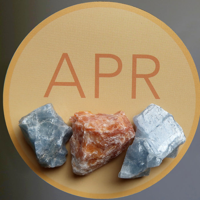 april 2020 horoscope with calcite crystals