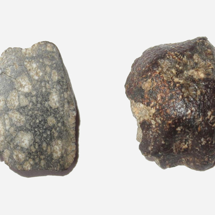 Eucrite - A Meteorite From the Goddess Vesta