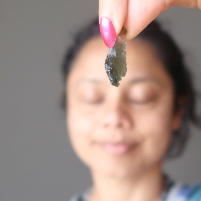 Moldavite Stone: The Meteorite of My Dreams