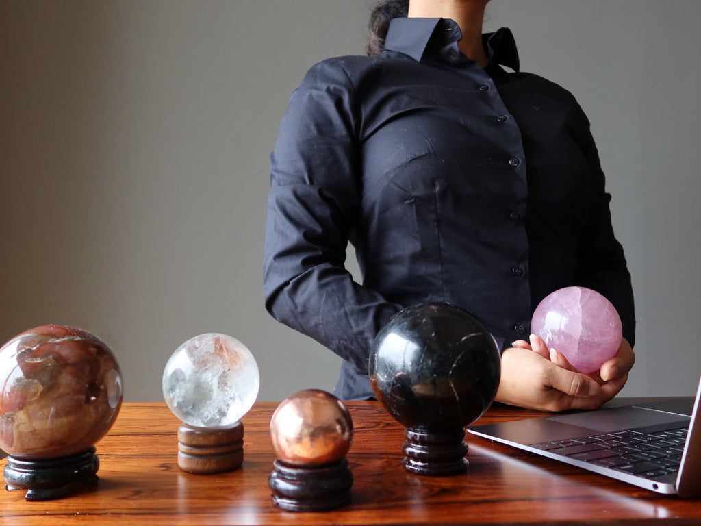 crystals for workplace success for employees