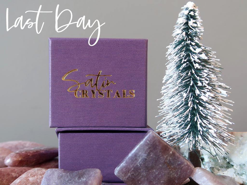 last day for free shipping for christmas
