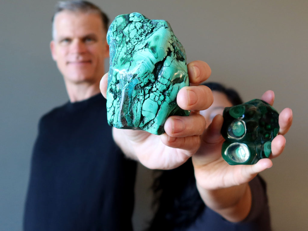 malachite meanings and healings