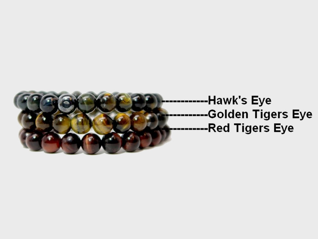 Tigers Eye Article - Types of Tigers Eye - Satin Crystals