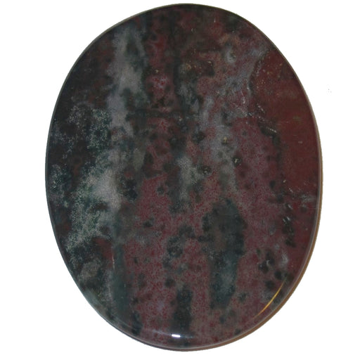 Bloodstone Cabochon Collectible Token of Success and Accomplishment Stone C02 (2.8 Inch)