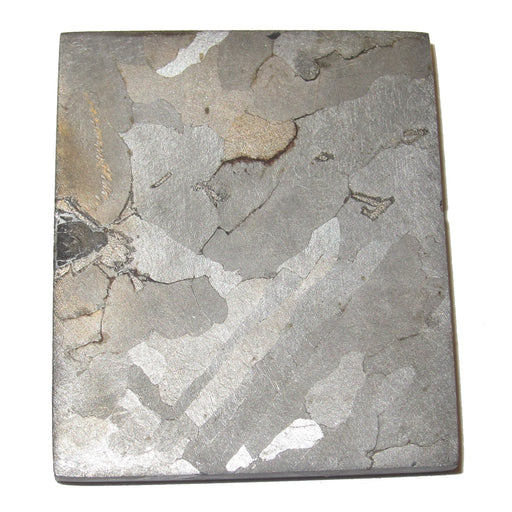 "Campo Del Cielo Meteorite Meaning of Life Silver Iron Space Stone Collectible C50 (Gazing Mirror, 1.5"")"