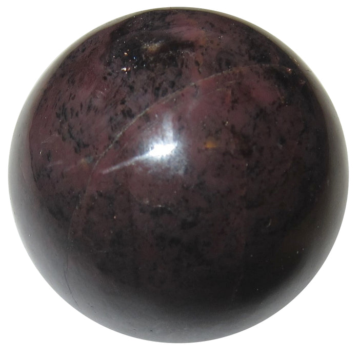 Garnet Red Sphere Crystal Healing Ball Luxury Lifestyle Happy Root Chakra Gemstone P01