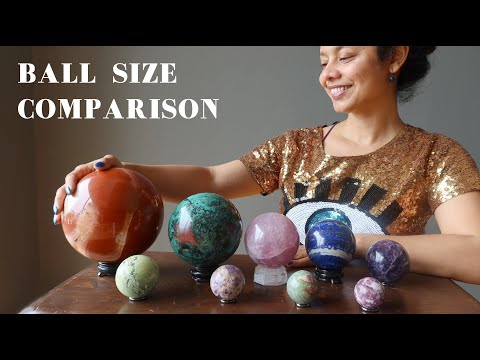 ball sizing guide video