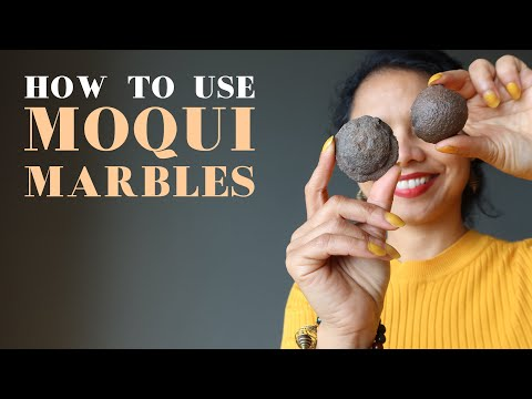 video on how to use moqui marbles