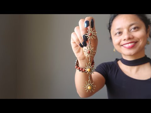 VIDEO FEATURING jasper sun earrings