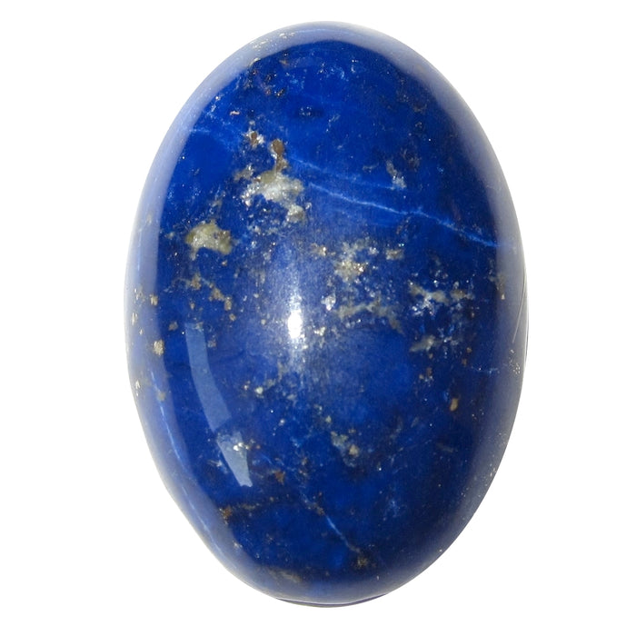 Lapis Cabochon Premium Oval Royal Afghan Best Blue Lazuli Crystal Positive Energy Stone P02