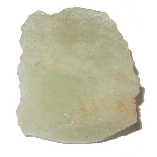 yellow libyan desert glass chunk