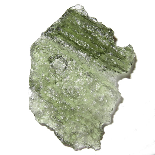 Moldavite Meteorite Collectible Star Constellation Bubble Sheet Stone Genuine Space Rock C02 (1.25 Inch)