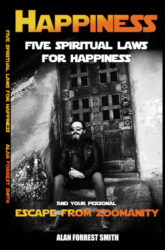 Kindle Edition - Five Spiritual Laws For Happiness, Your Personal Escape from Zoomanity