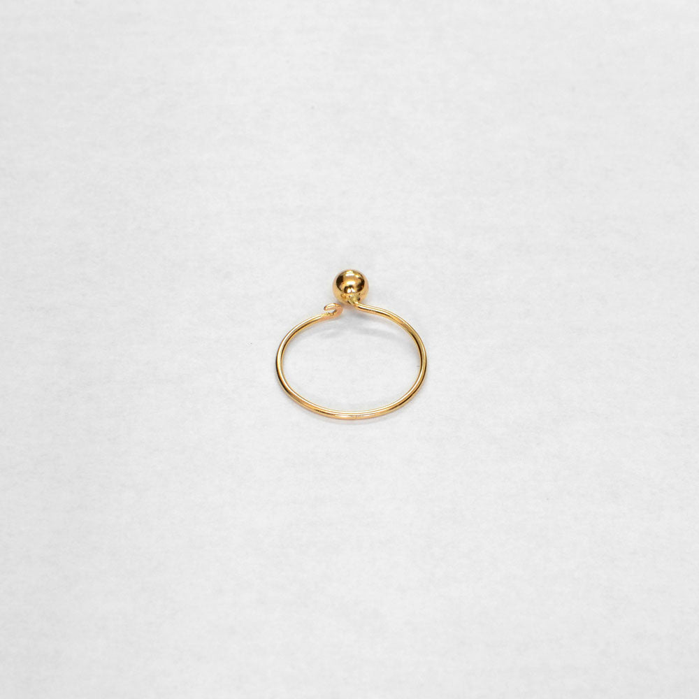 →Hook and Point←<br>Finger Ring