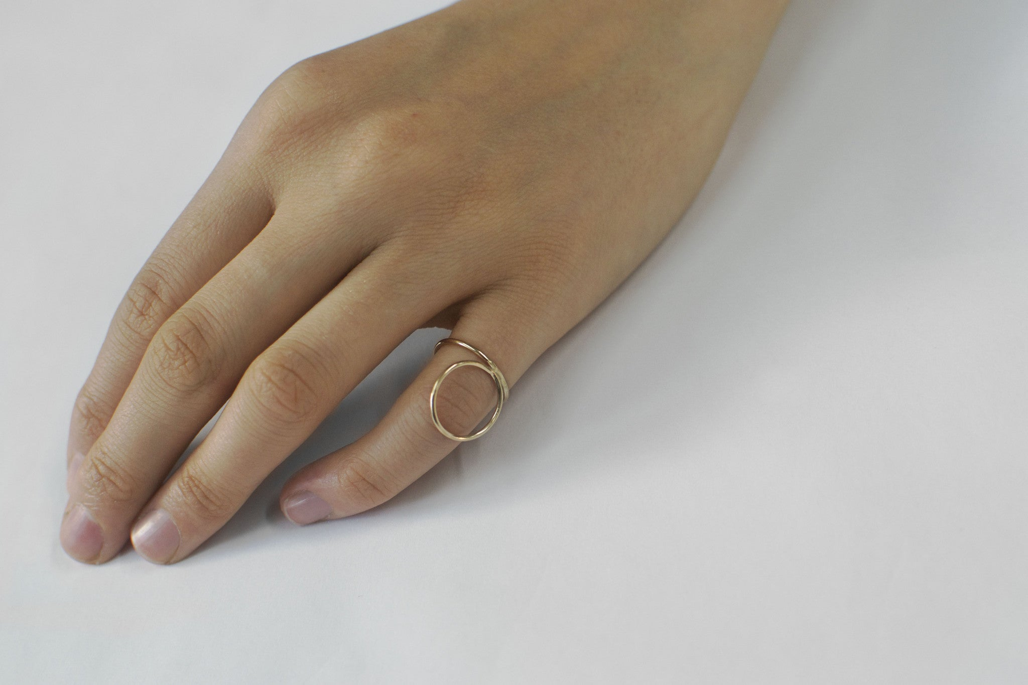 →See Saw← Finger Ring