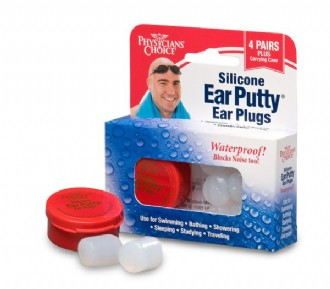 EAR PLUGS - Physicians Choice Ear Putty Ear Plugs