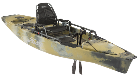 DEPOSIT on Hobie Mirage Pro Angler 14 ($4,940+tax / Camo $5,199+)