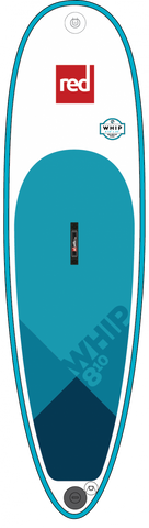 "RED 8'10"" WHIP MSL - TEST PADDLE AVAILABLE"