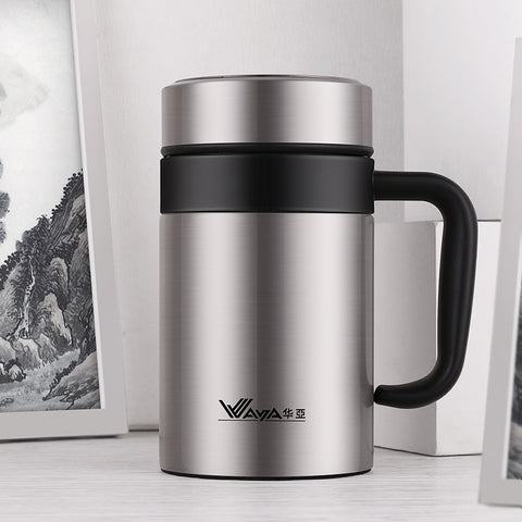 Stainless Coffee Mugs With Vacuum Steel Cup 0Pkw8On