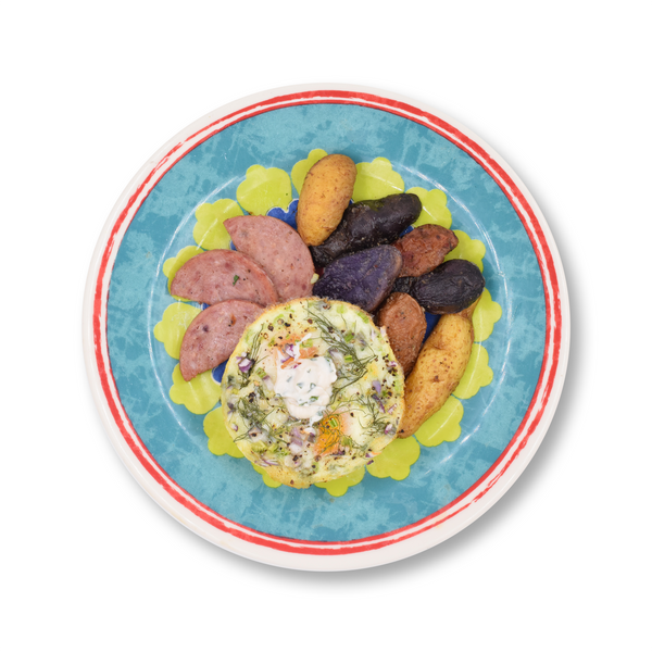 Apple Sausage Egg Breakfast (Next Day Delivery)