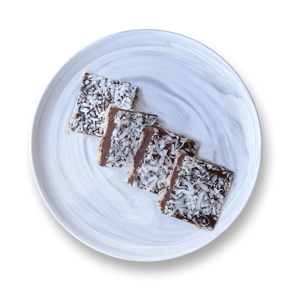 Coconut Fudge Protein Bars (Next Day Delivery)