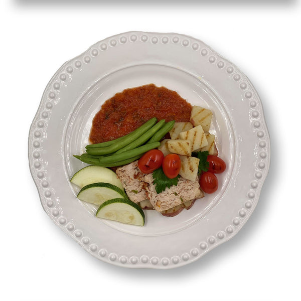 Italian Chicken Meatloaf (Next Day Delivery)