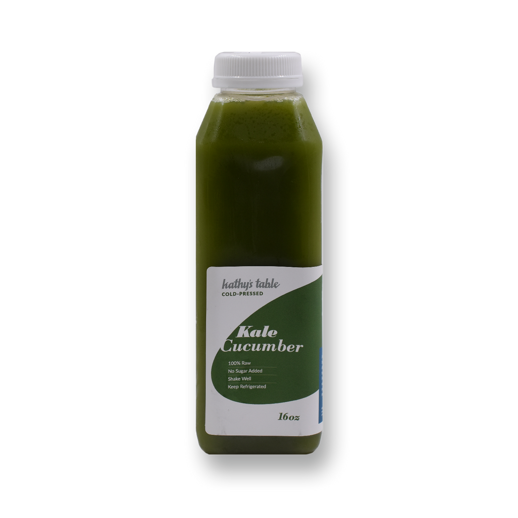 Juice - Kale Cucumber