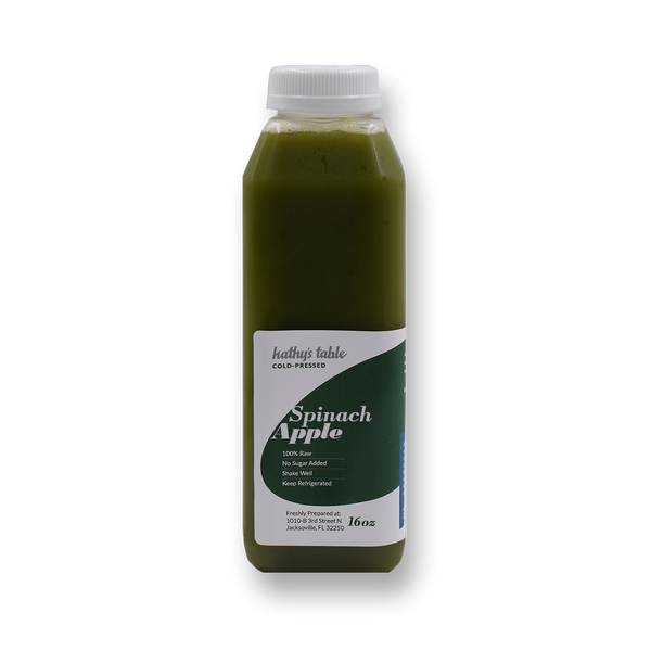 Juice - Spinach Apple