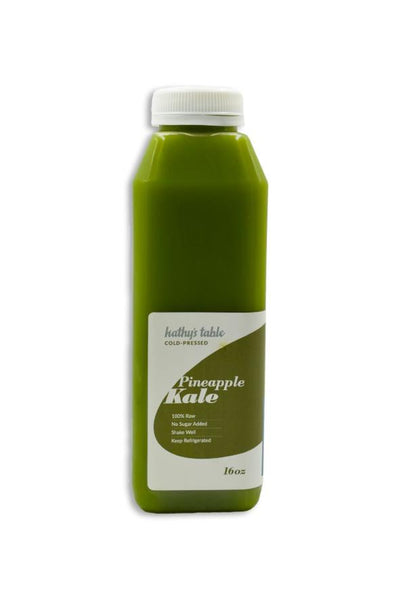 Juice - Pineapple Kale