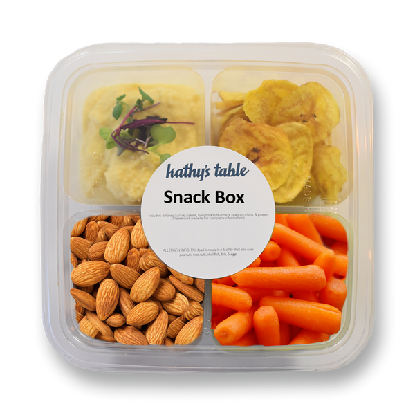 Snack Box - Vegan Box
