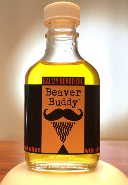 Beaver Buddy - Balmy Beard Oil™  3.4oz/100ml - Mittybuilt