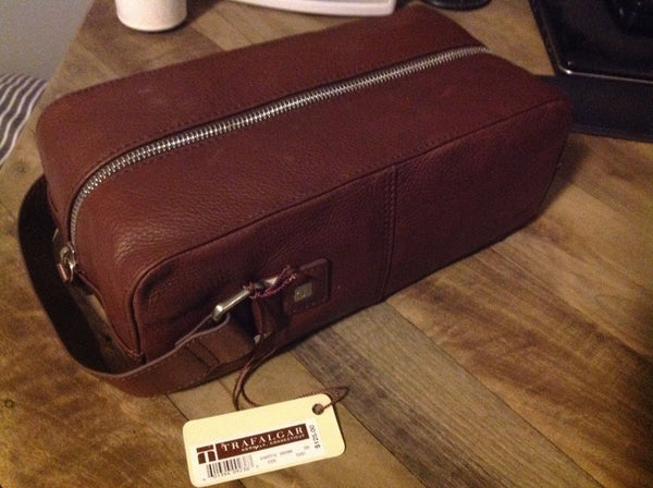 Trafalgar Dopp Kit by Marley Hodgson of Ghurka - Mitty Built