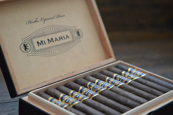 Manufacturer of chubby maduro cigar