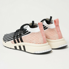 Adidas EQT Mid ADV Primeknit Cloud White/Core Black/Trace Pink - leaders1354