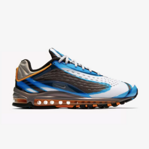Nike Air Max Deluxe (Blue & Wolf Grey)