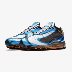 Nike Air Max Deluxe (Blue & Wolf Grey) - leaders1354