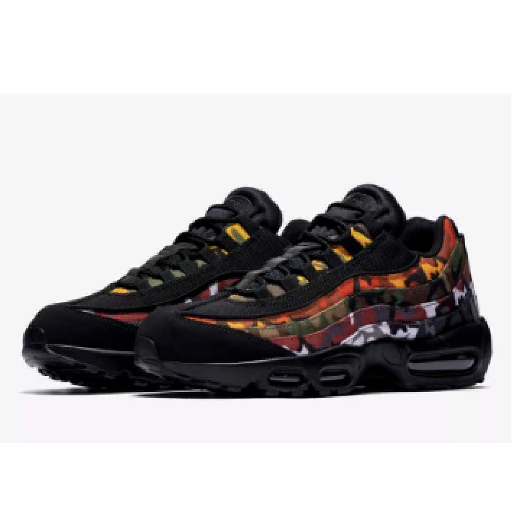 Nike Air Max 95 Multi-Colored Camo - leaders1354