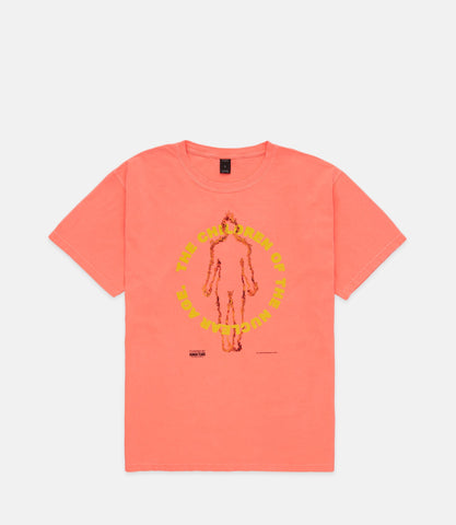 Children S/S Tee Neon Coral - leaders1354