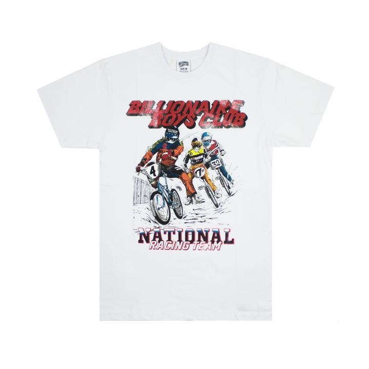 BBC National SS Tee White - leaders1354