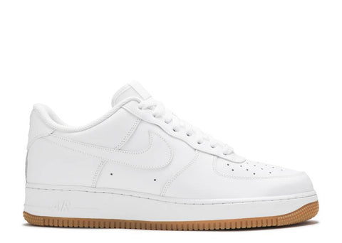 Air Force One Low White/Gum