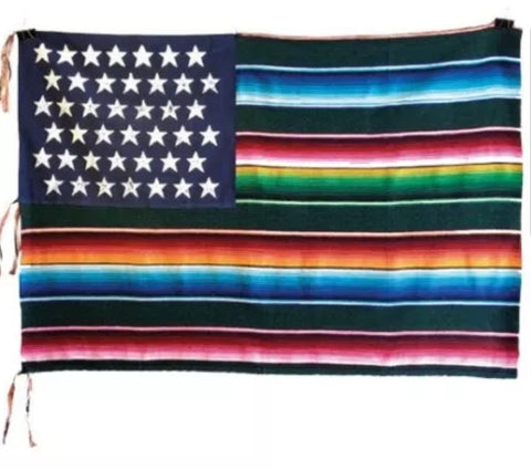 Mi Bandera Wall Flag - leaders1354
