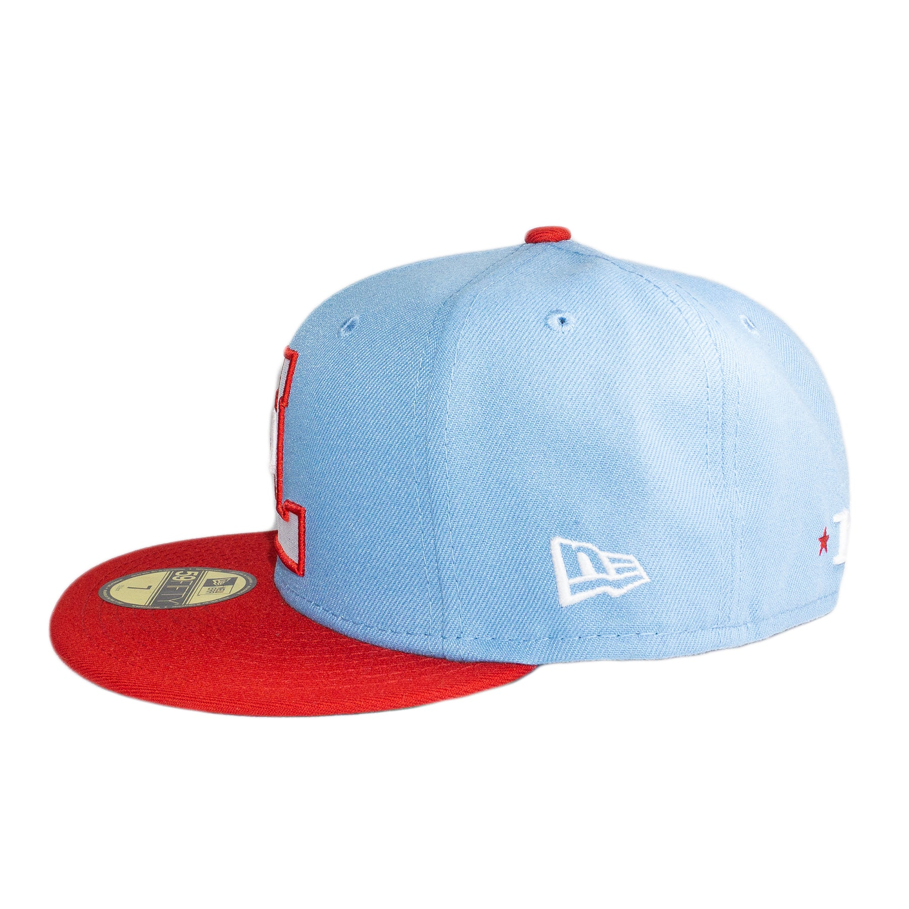 L-Wing 'Chicago Flag' Fitted Hat
