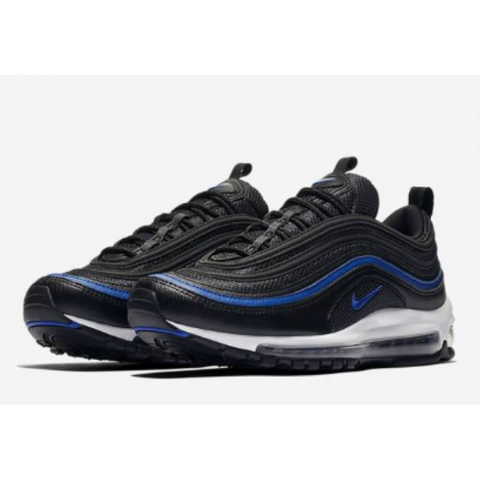 Air Max 97 (Anthracite/Royal Blue) - leaders1354
