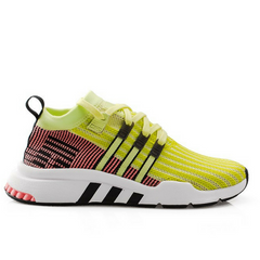 Adidas EQT Mid ADV Primeknit Glow/Core Black/Turbo - leaders1354