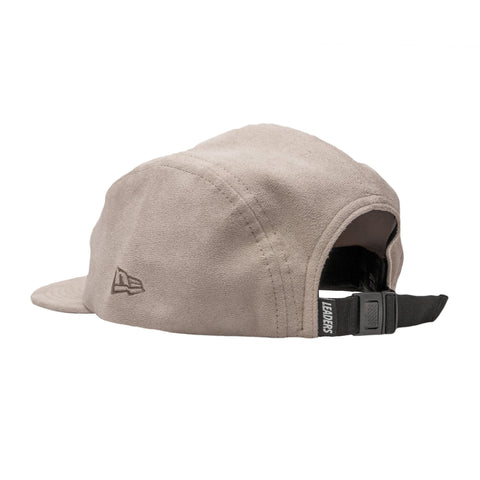 LDRS Suede 5 Panel Cream - leaders1354