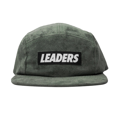 LDRS Suede 5 Panel Hunter Green - leaders1354