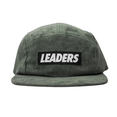 LDRS Suede 5 Panel Hunter Green
